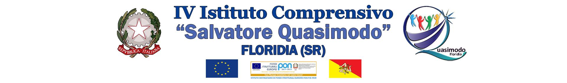 IV I.C. QUASIMODO FLORIDIA